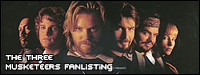 The Three Musketeers Fanlisting